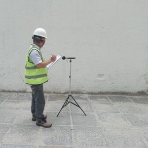 Laudo tecnico de ruido ambiental