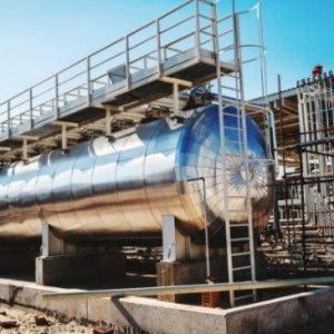 Segurança na operação de vasos de pressão