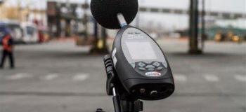 Laudo de avaliação de ruido externo