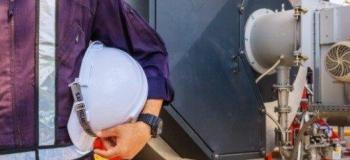 Treinamento de segurança na operação de caldeiras